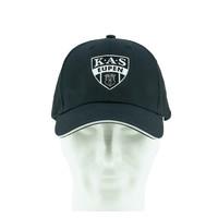 Cap schwarz - logo
