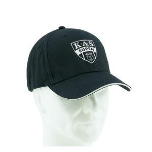 Cap black - logo