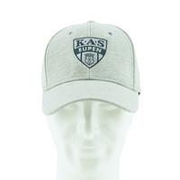 Topfanz Cap grau - logo