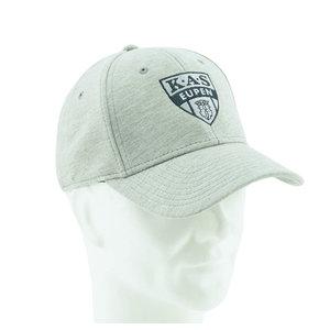 Cap grey - logo