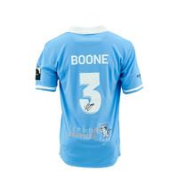 Wedstrijdshirt Boone Blauw