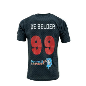 Game jersey De Belder black