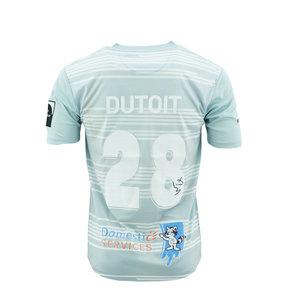 Game jersey Dutoit light grey