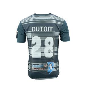 Maillot Dutoit dark grey