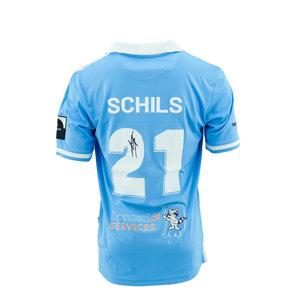 Game jersey Schils blue