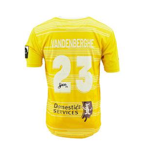 Maillot Vandenberghe yellow
