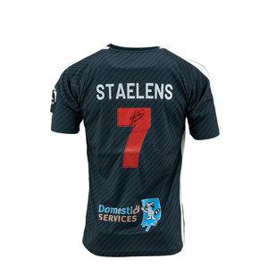 Game jersey Staelens black