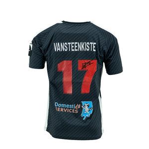 Game jersey Vansteenkiste black