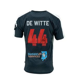 Game jersey De Witte black