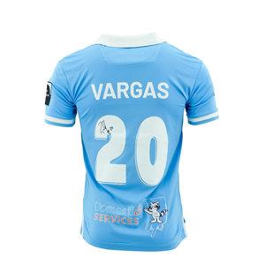 Game jersey Vargas blue
