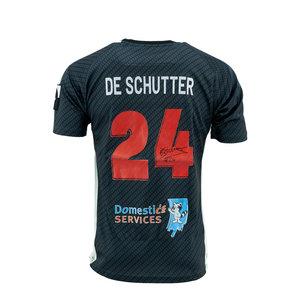 Game jersey De Schutter black