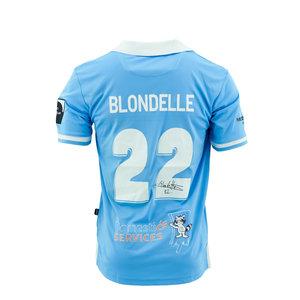 Maillot Blondelle blue