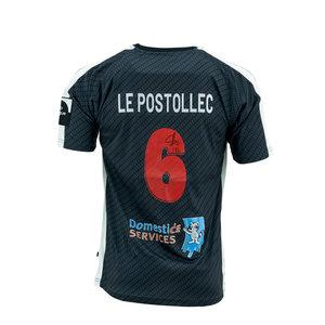 Game jersey Le Postollec black