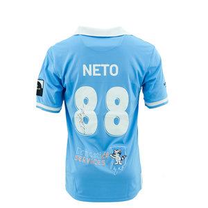 Game jersey Neto blue