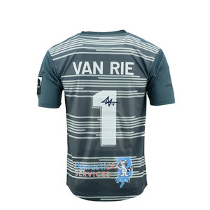 Game jersey Van Rie dark grey