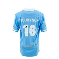 Wedstrijdshirt Seurynck Blauw
