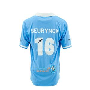 Game jersey Seurynck blue