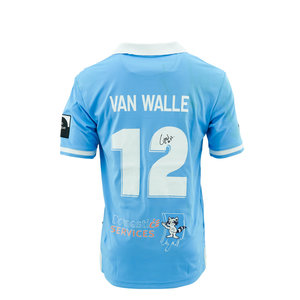 Game Jersey Van Walle blue