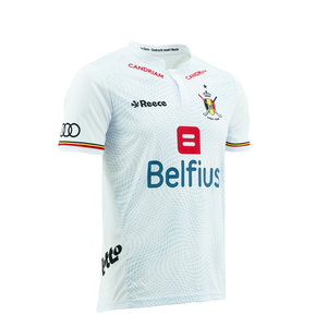 Official match shirts white Red Lions