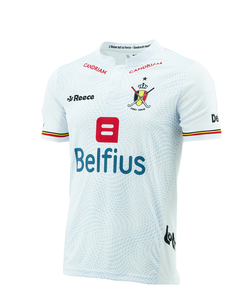 Topfanz  Maillot officiel Red Lions blanc