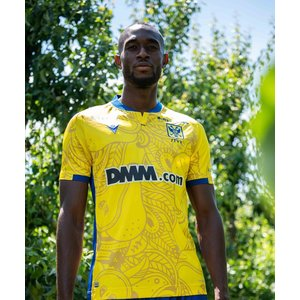 Official Game jersey STVV Yellow 2021-2022