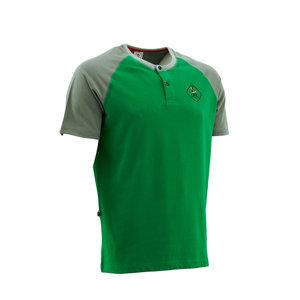 Shirt green - gray