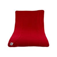 Topfanz Fleece Deken rood