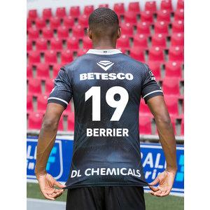 Gesigneerd wedstrijdshirt Dereck Kutesa (maat L)