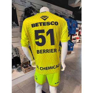 Gesigneerd wedstrijdshirt Martijn Beernaert (maat XL)