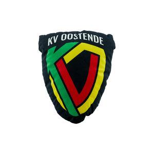 Kussen 3D logo