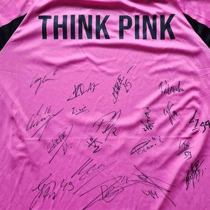 Signed gardien shirt
