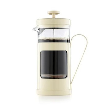 La Cafetière French press Monaco Creme wit1000ml
