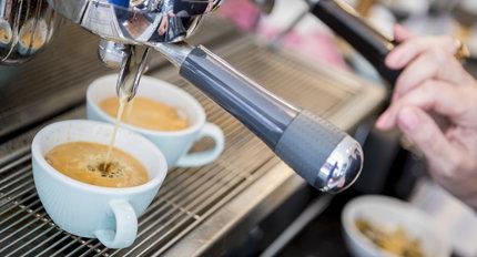 Het Koffiehoekje