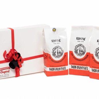 Geschenkdoos Koffie