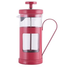 La Cafetière French Press Monaco 1l - Rood