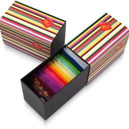 Or Tea Geschenkdoos The Rainbow Box