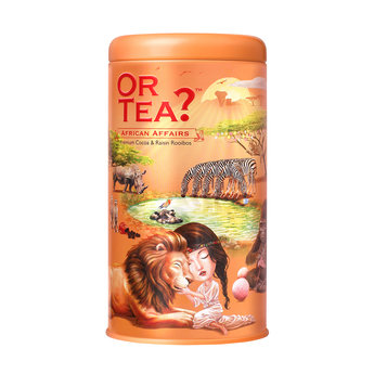 Or Tea African Affairs blik 80g