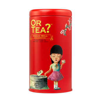 Or Tea Dragon Well with Osmanthus Blik 90g