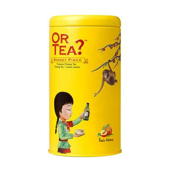 Or Tea Monkey Pinch Peach Oolong Blik 80g