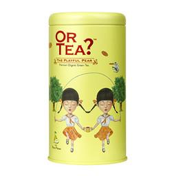 Or Tea The Playful Pear