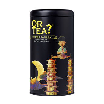 Or Tea Towering Kung Fu Blik 100g
