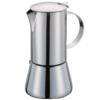 Cilio Espressomaker Aida 10 tasjes - Inox