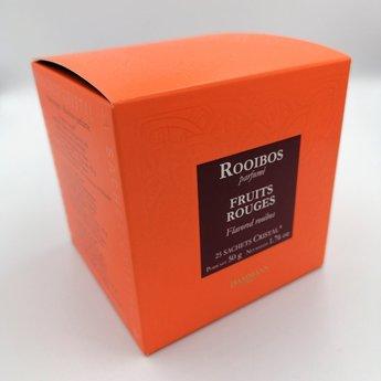 Dammann Frères Rooibos Rode Vruchten (25 Builtjes)