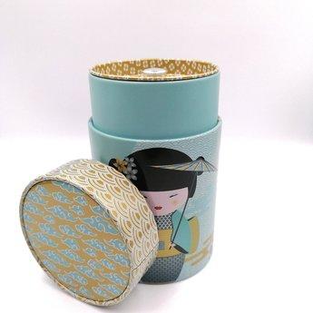 Eigenart Little Geisha Theedoos 150g - Blauw