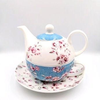 Creative Tops Tea for One Set Ditsy