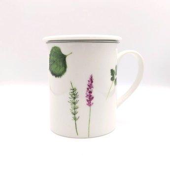 Tea Logic Theebeker met Filter - Prima Vera