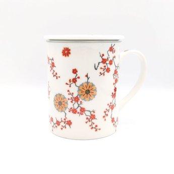 Tea Logic Theebeker met Filter - Ava