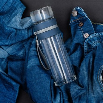 Style De Vie T-Bottle - Denim Blue
