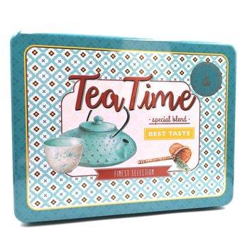 Easy Life Tea Time - Blikken Theedoos