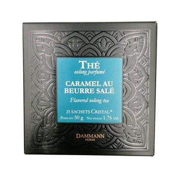 Dammann Frères Caramel au Beurre Salé   (25 Builtjes)